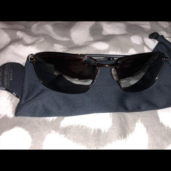 83ffd41101 Men s Brown Nanowire Oakley Sunglasses. M 5b5155ddd6716ab221c0edd4